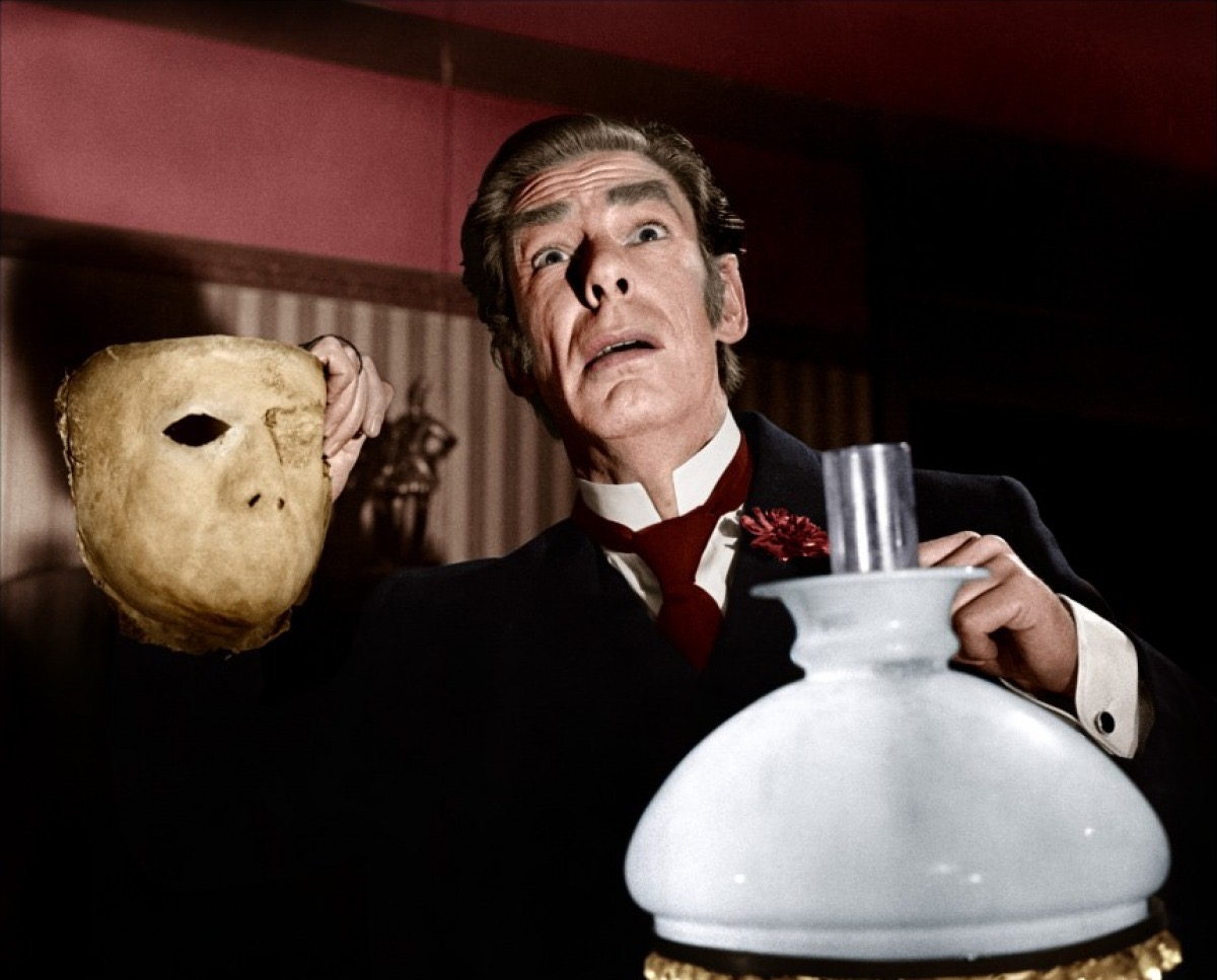 Michael Gough in The Phantom of the Opera (1962)