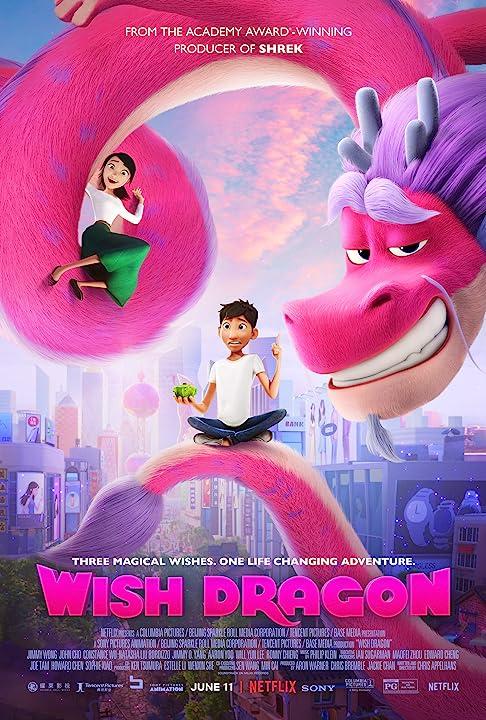 Wish Dragon 2021 Hindi ORG Dual Audio 720p NF HDRip 1.2GB Download