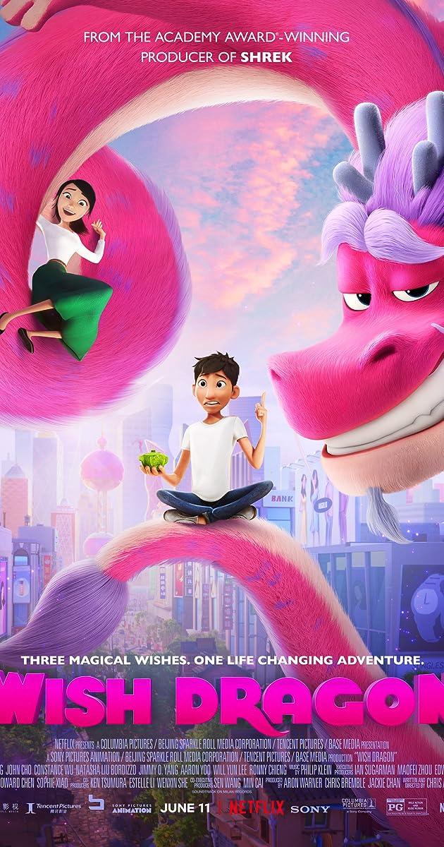 Free Download Wish Dragon Full Movie
