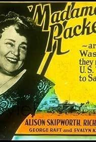 Alison Skipworth in Madame Racketeer (1932)