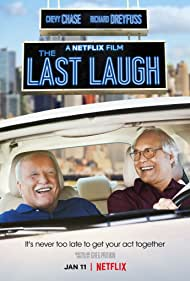 Chevy Chase and Richard Dreyfuss in The Last Laugh (2019)