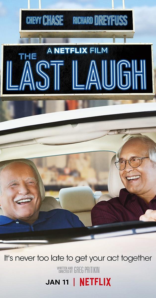 Subtitle of The Last Laugh