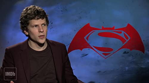 Jesse Eisenberg on Playing Lex Luthor, Director Zack Snyder on Setting Up a Saga