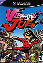 Viewtiful Joe Poster