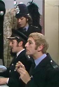 Graham Chapman and Terry Jones in Monty Python's Flying Circus (1969)