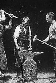 Blacksmith Scene Poster