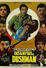 Insaniyat Ke Dushman Poster