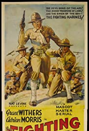 The Fighting Marines Poster