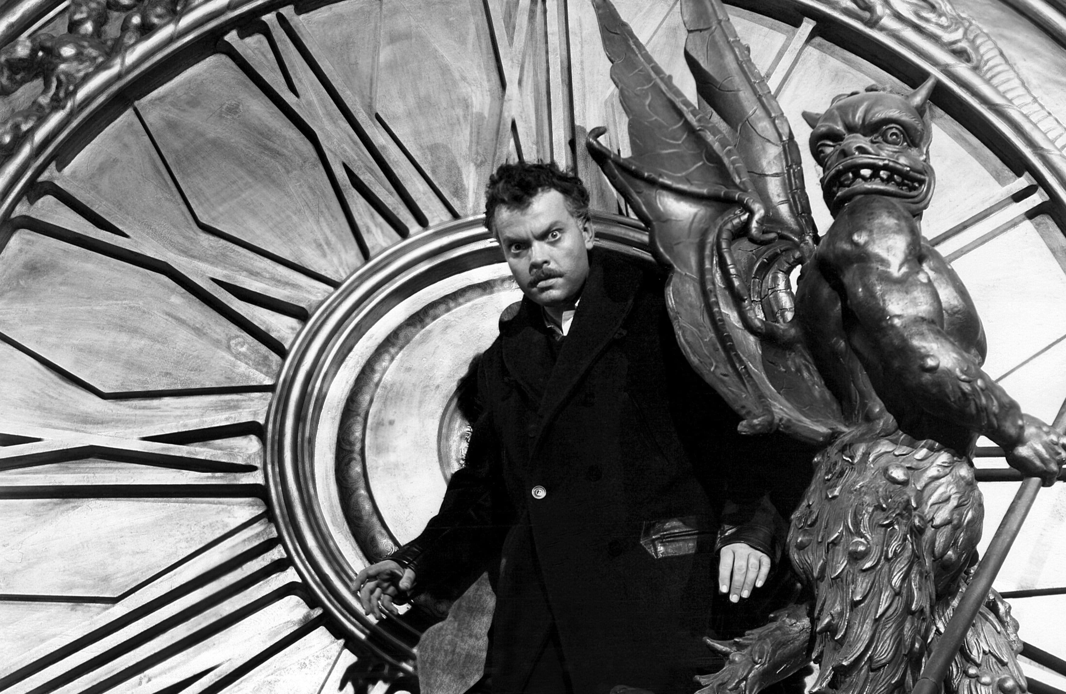 Orson Welles in The Stranger (1946)