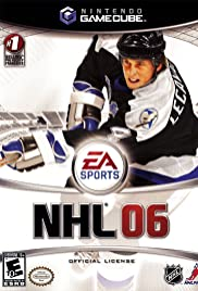 NHL 06 Poster