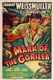 Mark of the Gorilla Poster