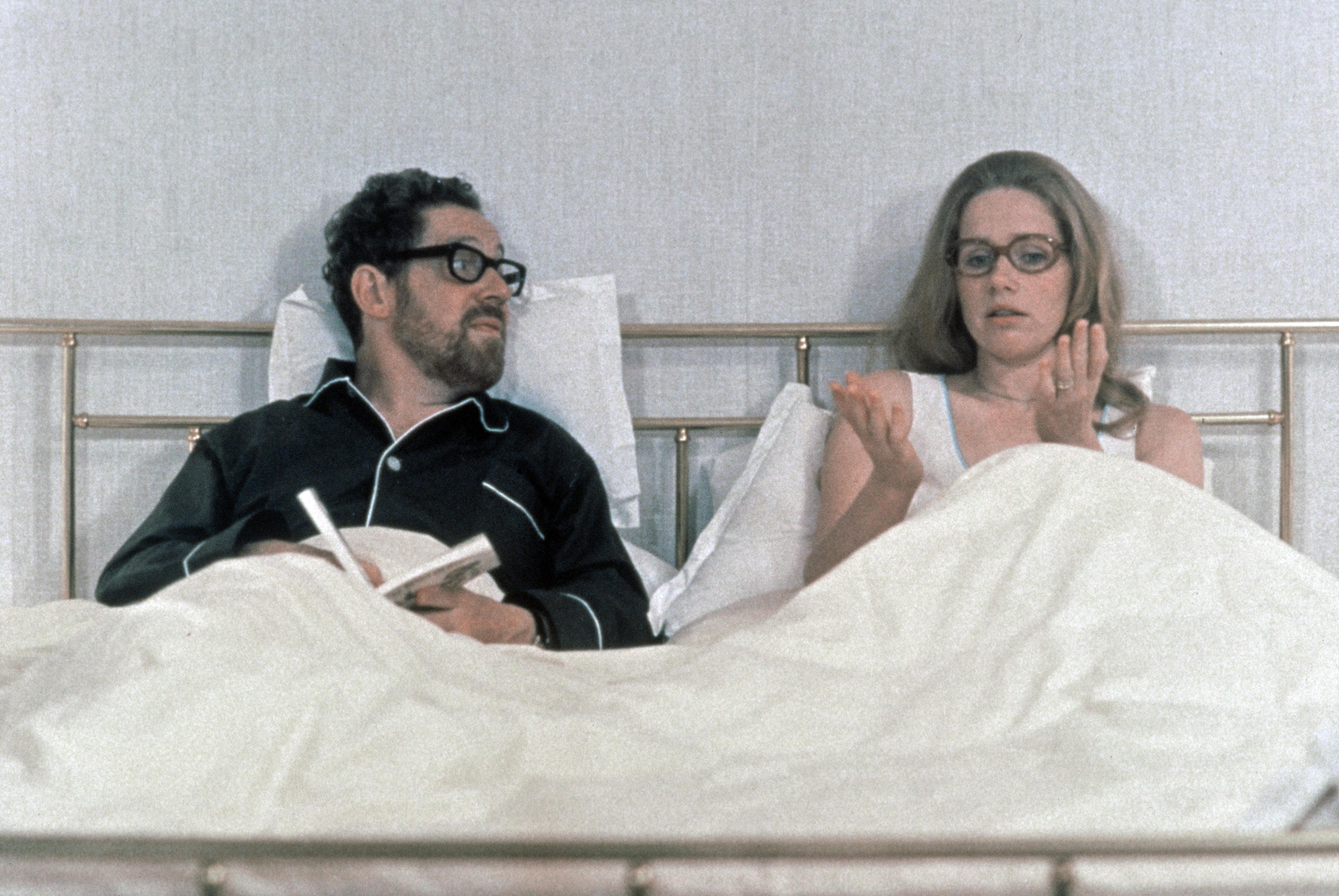 Erland Josephson and Liv Ullmann in Scener ur ett äktenskap (1973)