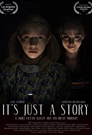 It's Just a Story Poster