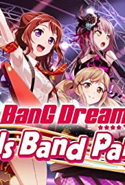 BanG Dream!: Girls and Party Poster