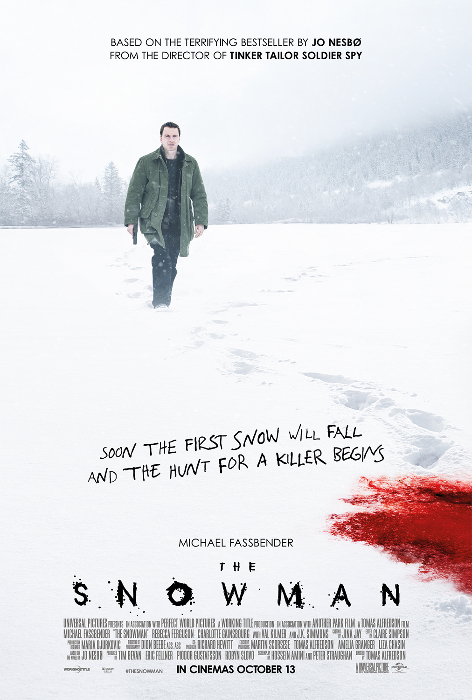 The Snowman (2017) BluRay 720p & 1080p
