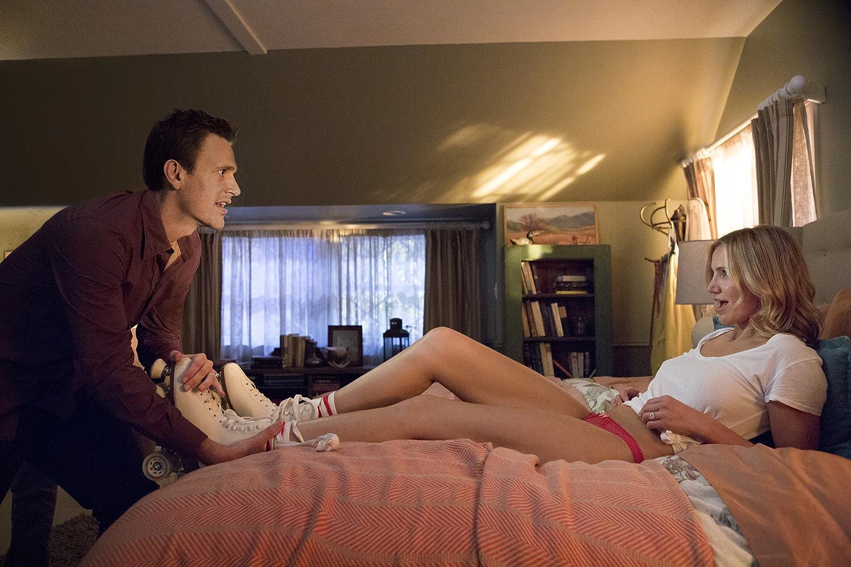 Cameron Diaz and Jason Segel in Sex Tape (2014)