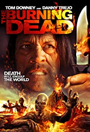 The Burning Dead Poster