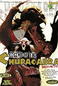 Legend of the Chupacabra Poster - Movie Forum, Cast, Reviews