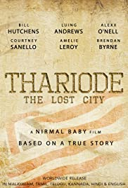 Thariode: The Lost City Poster
