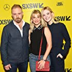 Ben Foster, Mélanie Laurent, and Elle Fanning at an event for Galveston (2018)