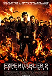 The Expendables 2 (2012) 720p