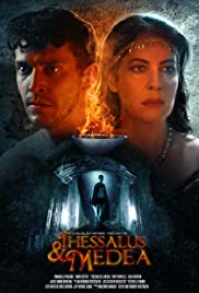 Thessalus and Medea Poster