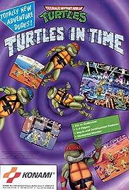 Teenage Mutant Ninja Turtles: Turtles in Time Poster