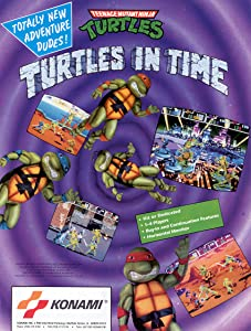 Download hindi movie Teenage Mutant Ninja Turtles IV: Turtles in Time