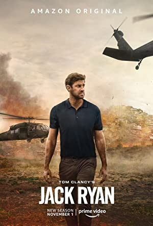 Download Tom Clancy's Jack Ryan Season 1 (Hindi) Complete ( 480p Web-DL ) Dual Audio