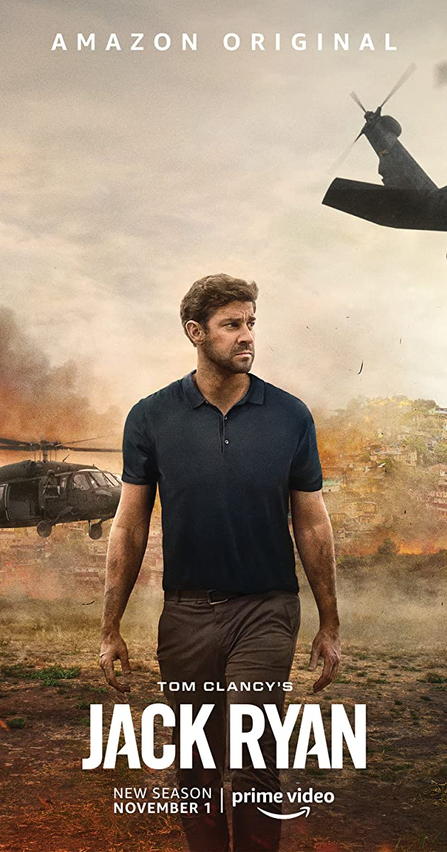 Download Jack Ryan or watch streaming online complete episodes of  Season 1 in HD 720p 1080p using torrent
