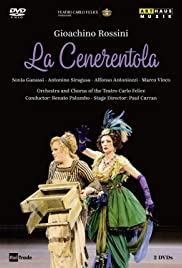 Rossini: La Cenerentola Poster