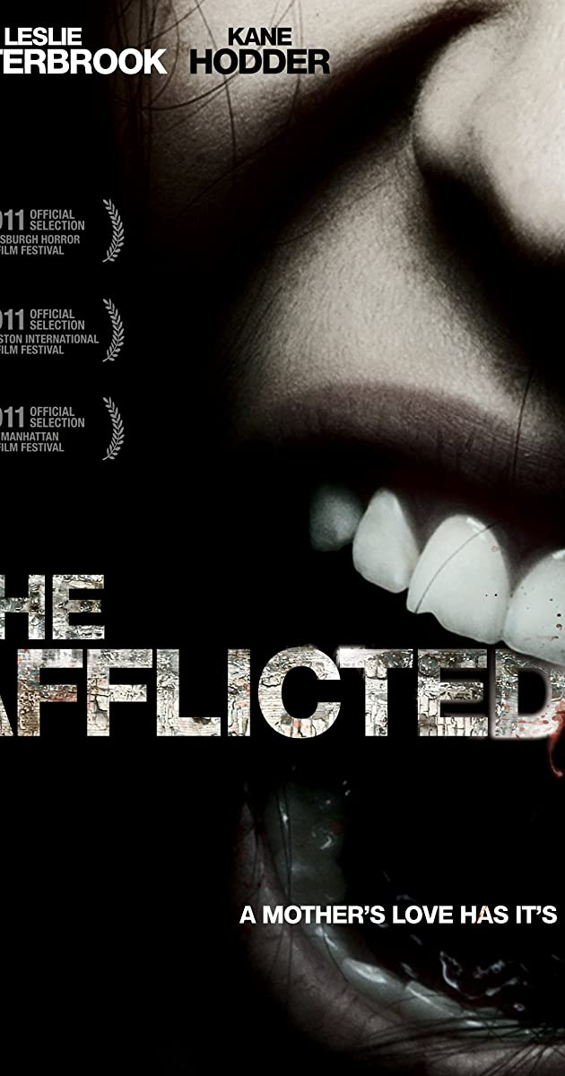 Subtitle of The Afflicted