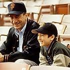 Robert De Niro and Andrew J. Ferchland in The Fan (1996)