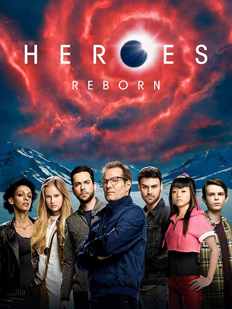 Heroes Reborn (2015) Episode 1-13 Subtitle Indonesia