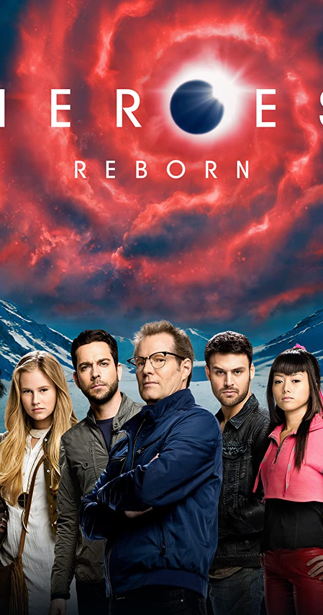 Heroes Reborn (TV Mini-Series 2015–2016) - IMDb