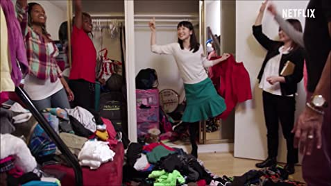 Tidying up with marie kondo tv series 2019 imdb - Libros de marie kondo ...