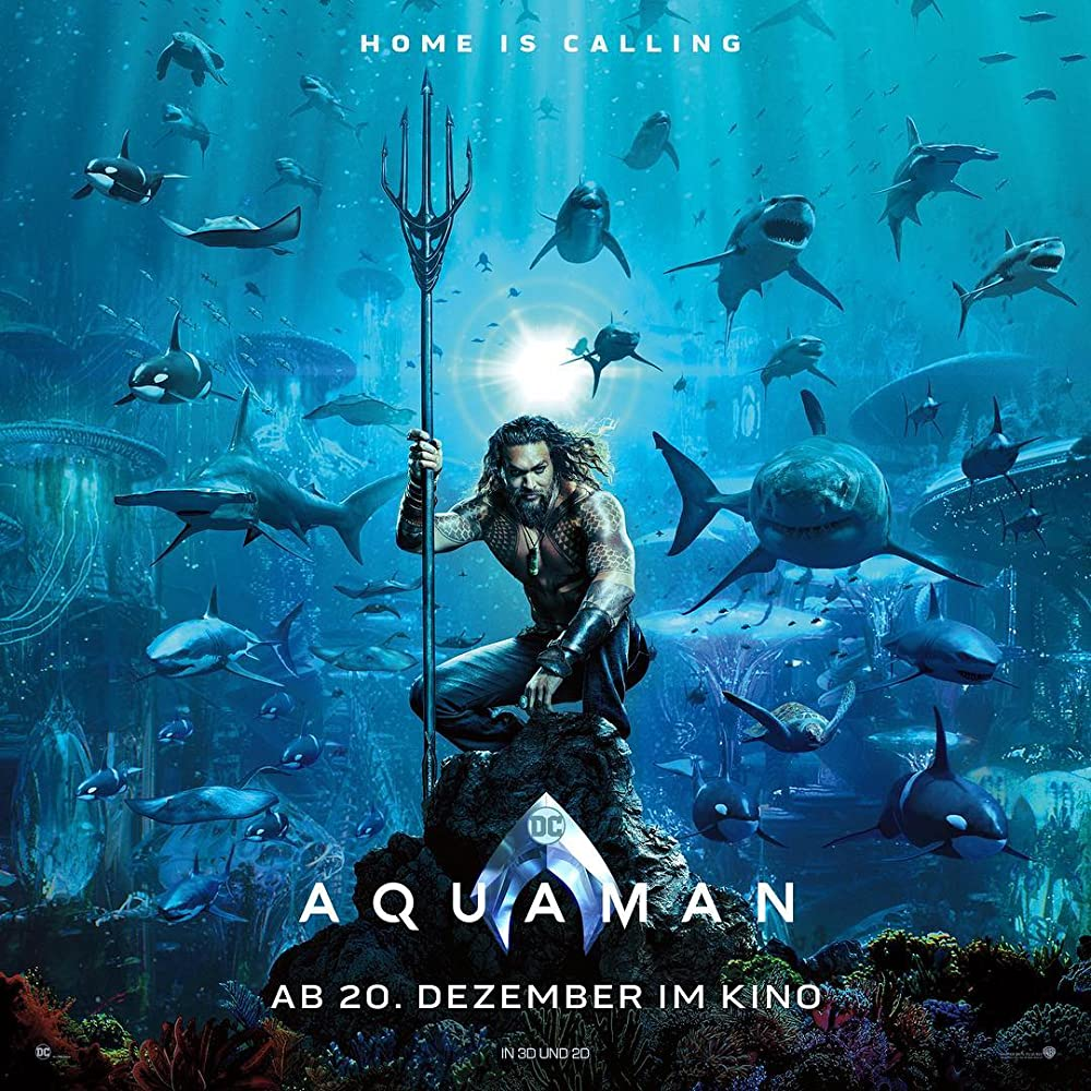 Aquaman 2018 Full Movie Online