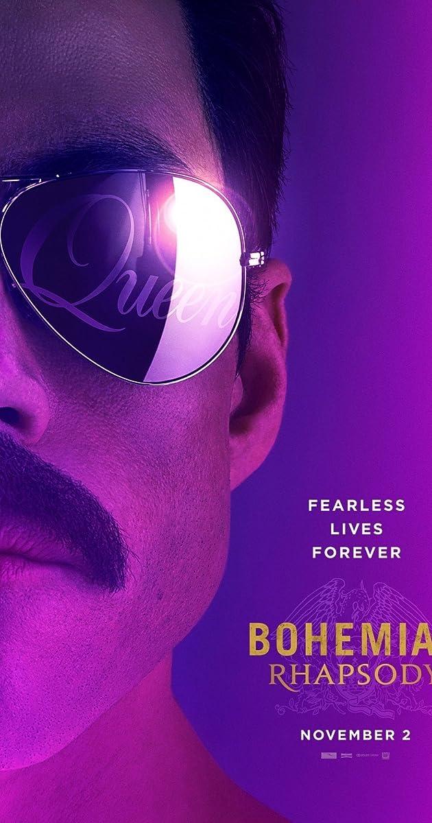 Bohemijos Rapsodija / Bohemian Rhapsody (2018)