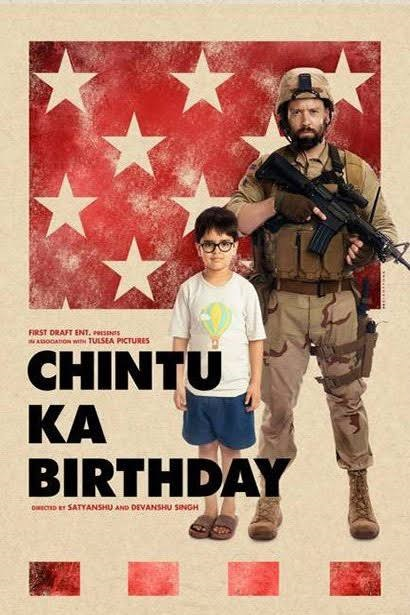 Chintu Ka Birthday 2020 Hindi 480p HDRip 300MB x264 AAC