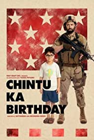 Nate Scholz and Vedant Chibber in Chintu Ka Birthday (2020)