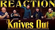 Knives Out (2019) ¡REACCIÓN DE PELÍCULA!