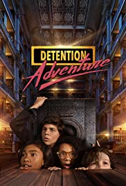 Detention Adventure Poster