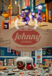 Johnny Express Poster
