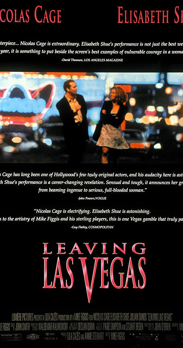 Leaving Las Vegas 1995 IMDb