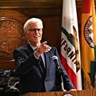 Ted Danson and Bobby Moynihan in Mr. Mayor (2021)