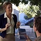 Erinn Hayes and Brian Dietzen in One-Minute Time Machine (2014)