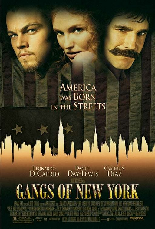 NIUJORKO GAUJOS (2002) / GANGS OF NEW YORK