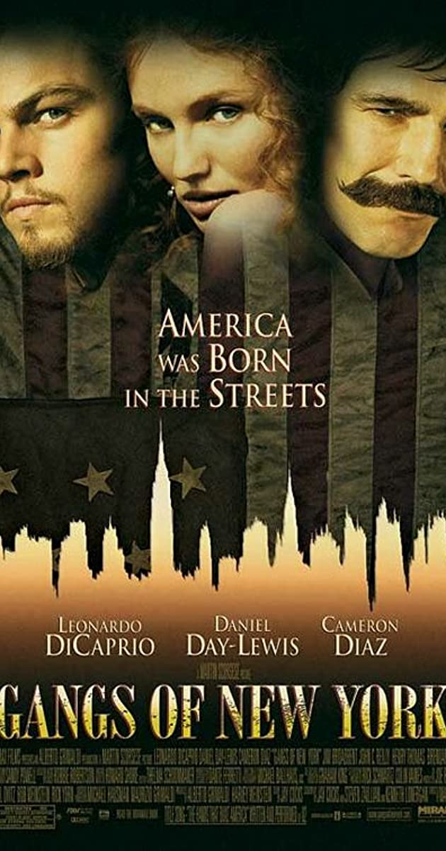 Gangs of New York (2002) - IMDb