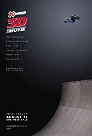 X Games 3D: The Movie (2009) Poster - Movie Forum, Cast, Reviews