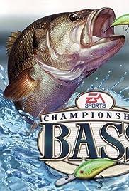 Championship Bass Poster